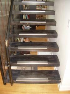 Stair caps