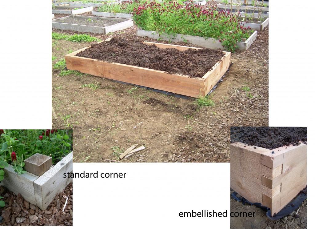 garden beds rejoice